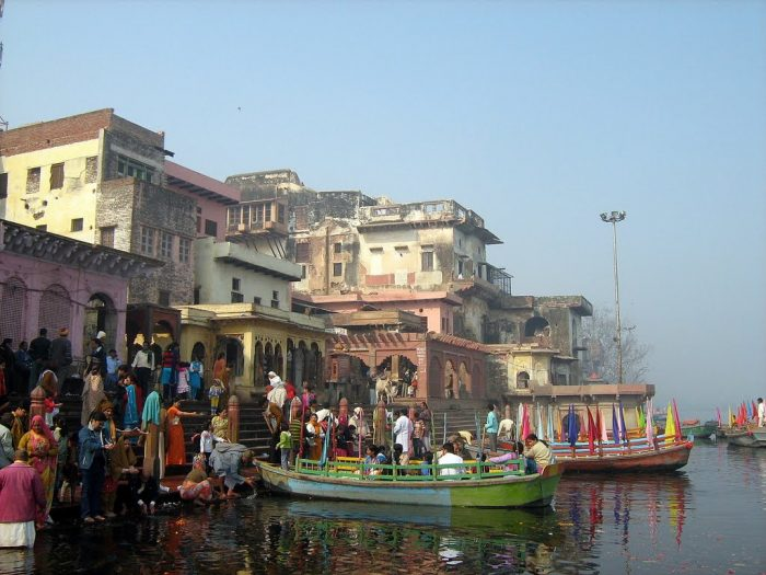 Vishram Ghat, Mathura