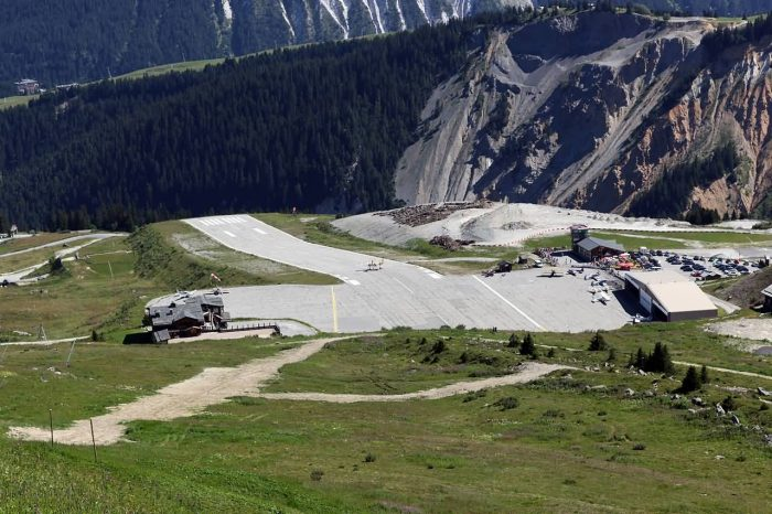 Courchevel International Airport