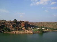 The Badami Cave Temples Of Karnataka