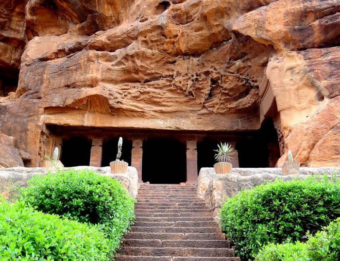 Cave In Badami