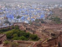 Why Is Jodhpur Known As The Blue City?