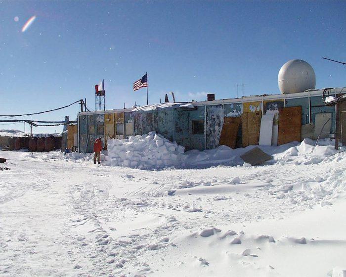 Russian Station, Vostok
