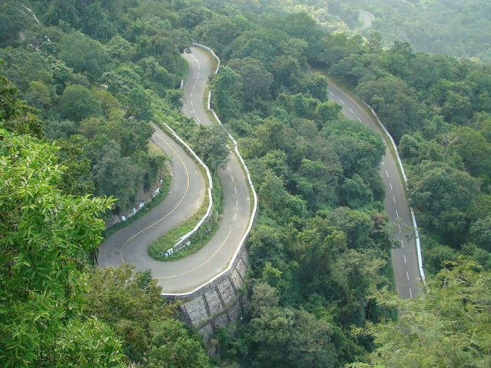 40 Hairpin Bends In Valparai Hills