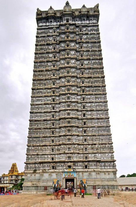 Murudeshwara Raja Gopura