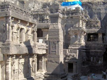 Ellora Kailash Temple Overview