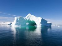 Icebergs Are The Beauty Of Frozen Water