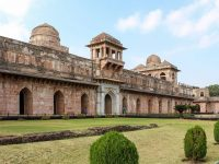 Beautiful View Of Mandu City