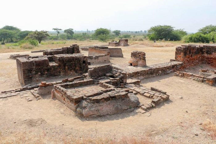 Lothal Bathroom Structure