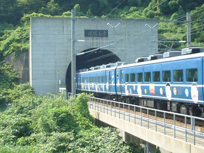 Seikan Tunnel, Aomori