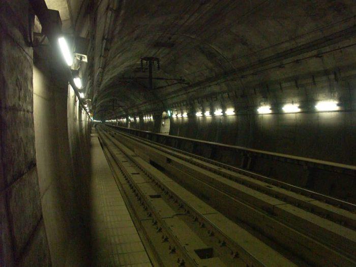 Seikan Tunnel, Yoshioka