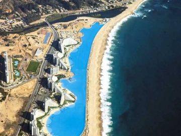 San Alfonso Del Mar Aerial View
