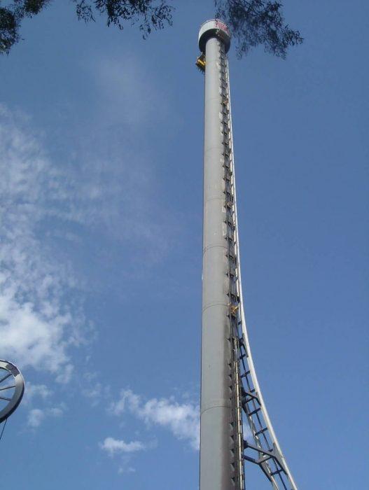 Tower Of Terror In Dreamworld
