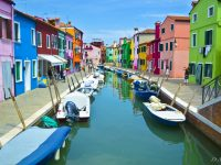 Visit Burano, The World's Most Colorful Island