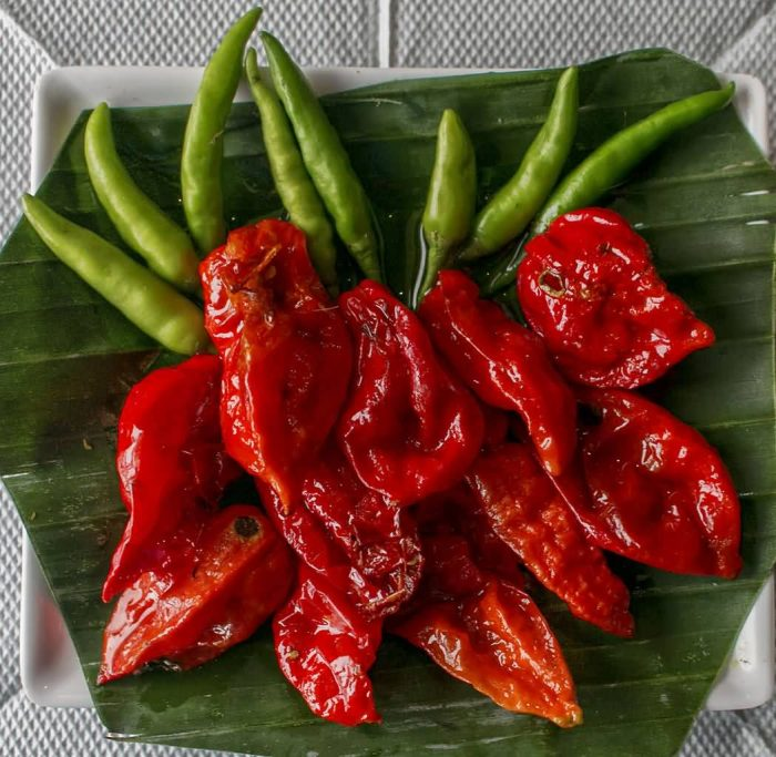 Bhoot Jolokia, Ghost Chili Pepper