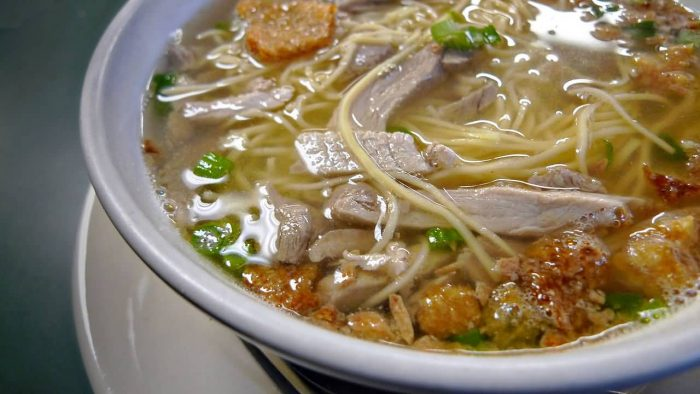 Bowl Of Batchoy