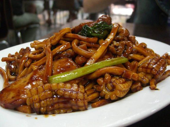 Hokkien Mee Noodles
