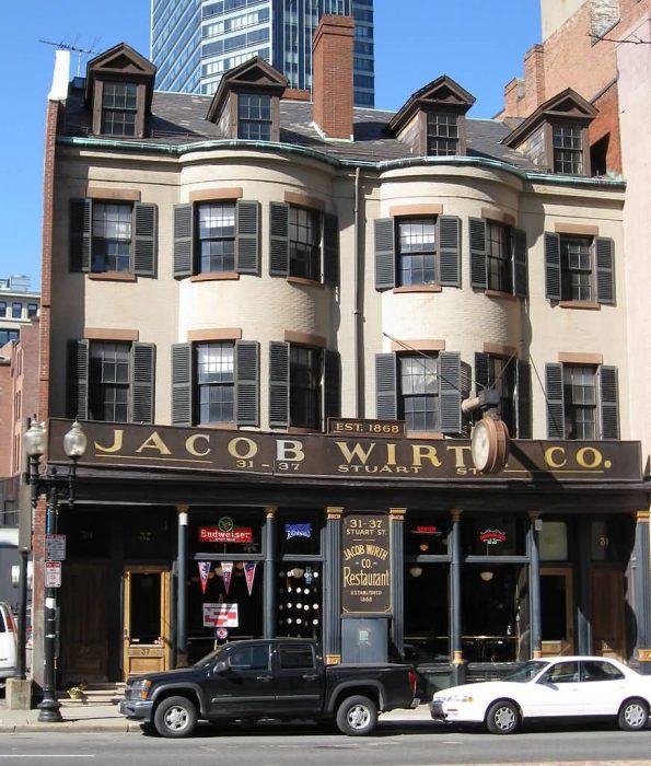 Jacob Wirth Restaurant
