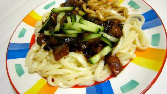 Jajangmyeon Noodles
