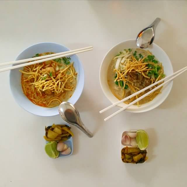 Khao Soi Breakfast