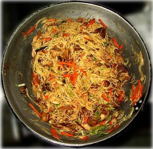 Misua Noodles
