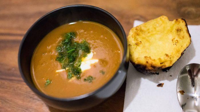 Mulligatawny Curry With Yorkshire Pudding