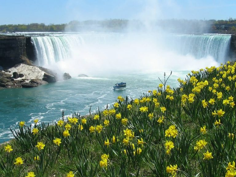 Top 8 Most Beautiful Waterfalls In The World