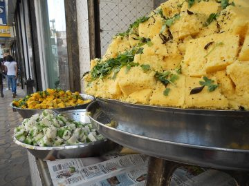 Varieties Of Dhokla