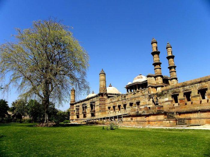 Jami Masjid, Champaner , Gujarat