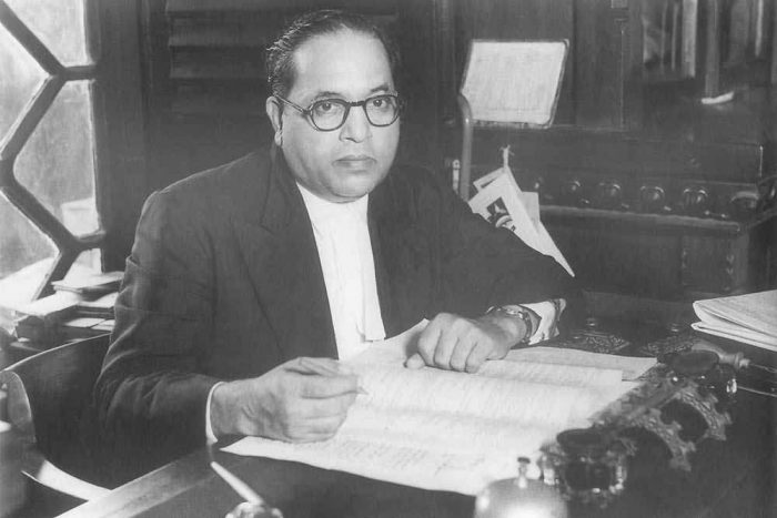 Dr. Bhimrao Ambedkar In 1950