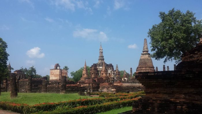 Sukhothai Old City