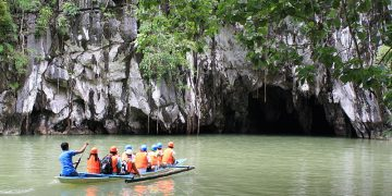 Entrance to Puerto Princesa Underground River