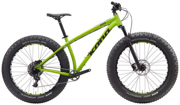 Kona Wozo Bike