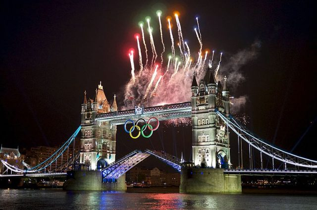 Opening Ceremony In London