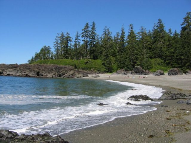 Pacific Rim National Park Reserve – Vancouver Island, British Columbia