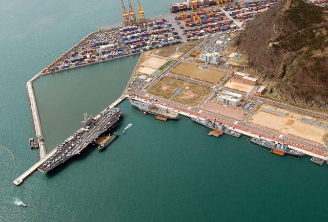 Port of Busan