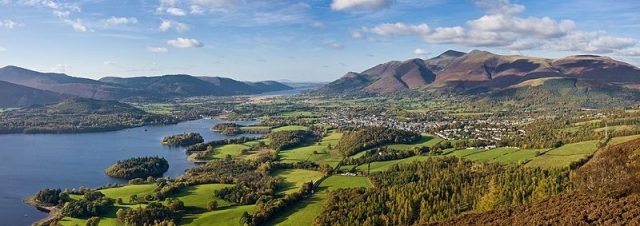 Lake District National Park – Cumbria, England, United Kingdom