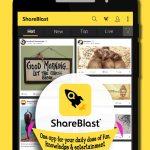 ShareBlast App