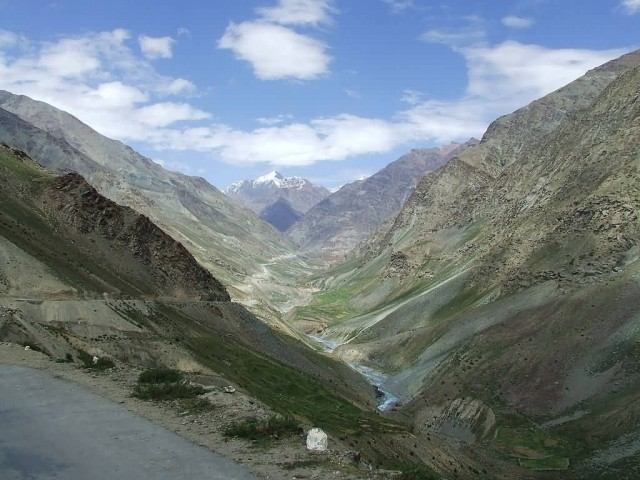 Darcha Village, Lahaul