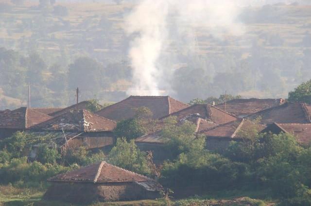 Bhandardara Village
