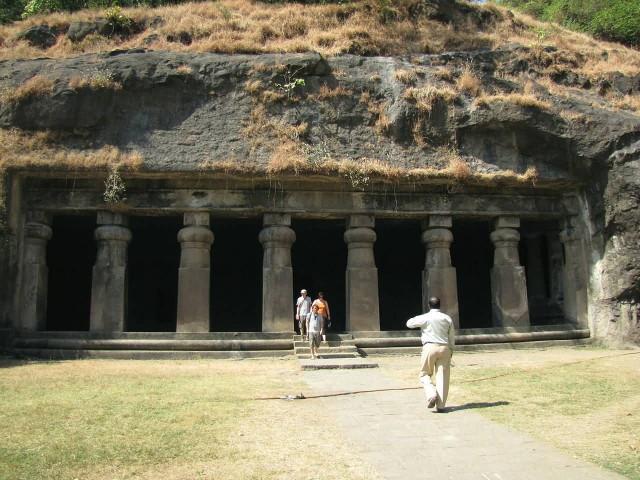 Elephenta Cave No. 3