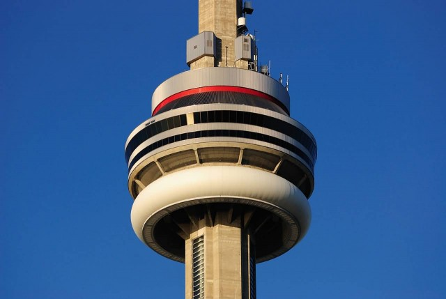 CN Tower Turmkorb