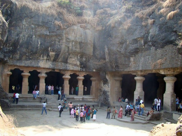 Elephanta Cave No. 1