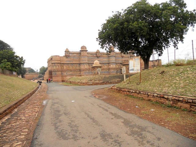 Gwalior Fort Entry