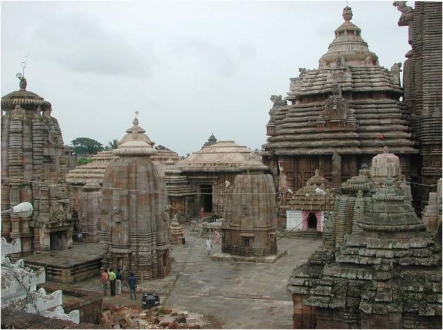 Lingaraj Temple, Bhubaneswar