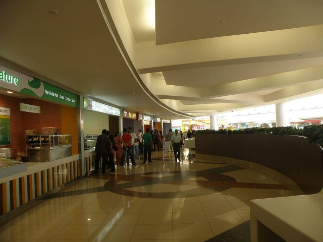 Mantri Square Mall, Food Court Stalls