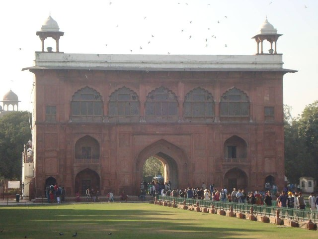 Naubat Khana, Red Fort