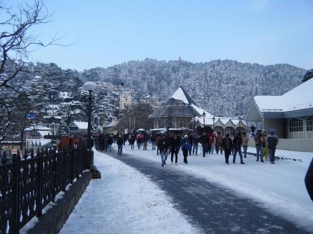 Ridge, Shimla