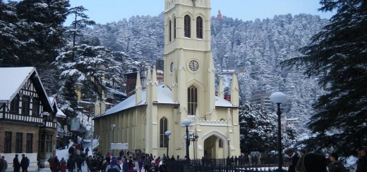 St. Michael's Catholic Church, Shimla