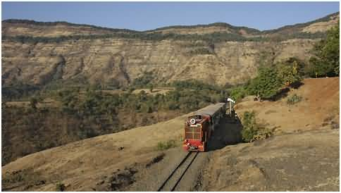 Matheran Mini Train