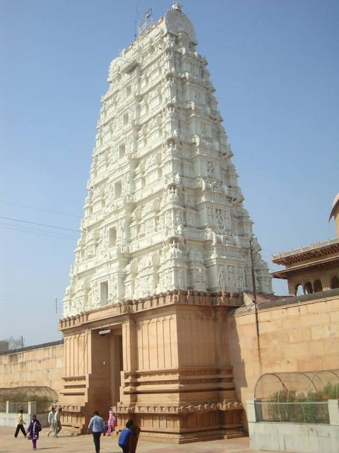 Krishna Temple In Mathura